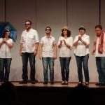 Gemeinschaftskonzert Al Dente und perpetuum cantabile 12.06.2015 in München